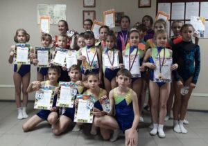 Привольненские прыгуны привезли 9 наград из Приморско-Ахтарска