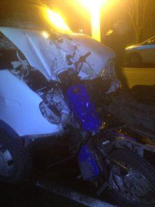 Во второй половине декабря в Каневской случилось ещё несколько аварий