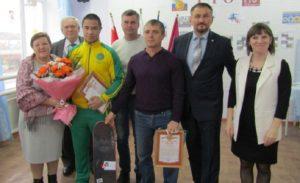 В Новоминской прошёл спортивный праздник