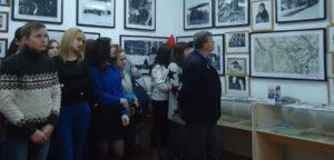 Студенты «Знания» провели урок истории в Привольной